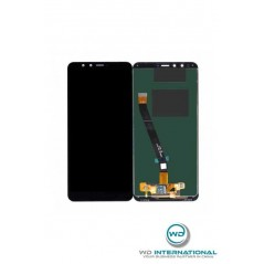 Alcatel U3 pantalla negra con chasis