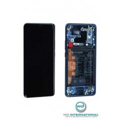 Ecran Huawei Mate 20 Pro Bleu Complet Origine Constructeur