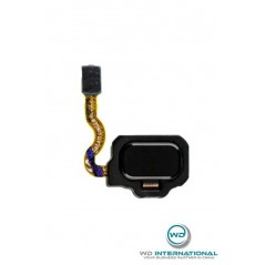 huella digital red de sensores Samsung S8 Negro