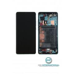 Pantalla Huawei P30 Pro Amanecer Azul Completo Original