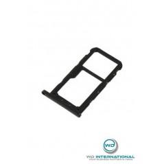 Tiroir double carte SIM Huawei P20 Lite Noir