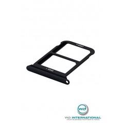 Tiroir double carte SIM Huawei P20 Pro Noir