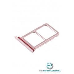 Tiroir double carte SIM Huawei P20 Pro Rose