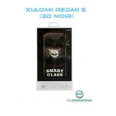 Verre trempé Smart Glass Xiaomi Redmi 5 (3D Noir)