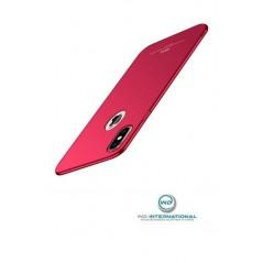Coque MSVII IPhone X Rouge