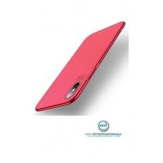 Coque MSVII IPhone XS Max Rouge