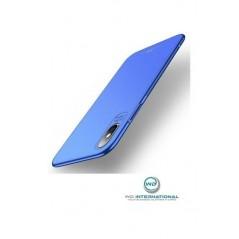 Coque MSVII Iphone XS Max Bleu