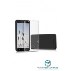 Coque Silicone Wiko Lenny 4 Transparent