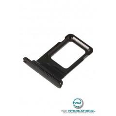 Tiroir Sim iPhone XS Noir