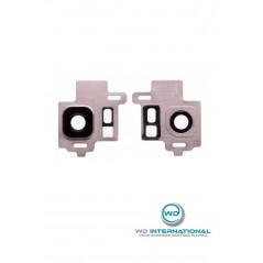 Lente de la cámara trasera S8 rosa