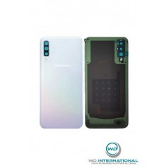 Back cover Samsung A50 (2019) Blanc service pack