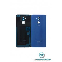 Back cover Huawei Mate 20 lite Bleu service pack