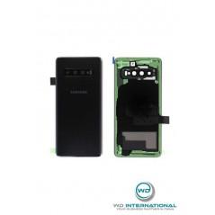 Back Cover Samsung S10 Prism Noir Service pack