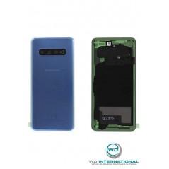 Back Cover Samsung S10 Prism Bleu Service pack