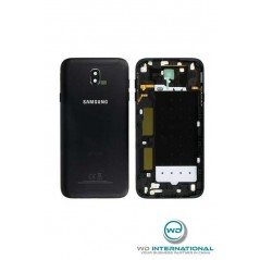 Back cover Samsung J7 2017 Noir Service pack