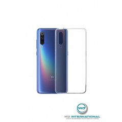 Coque silicone Ultra slim Transparent Xiaomi Mi9