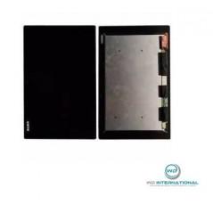 lcd sony Z1 negro tablet
