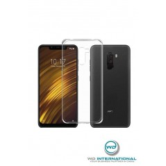 Coque silicone ultra clear Transparent Xiaomi Pocophone F1