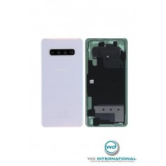 Back cover Samsung S10+ Prism Blanc Service pack