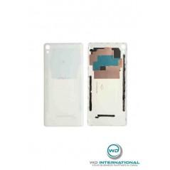 Cubierta trasera Sony Xperia E5 Blanco Origen Constructor