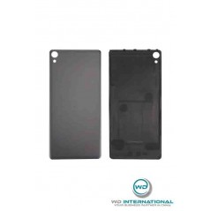 Back cover Sony Xperia XA Noir Origine Constructeur