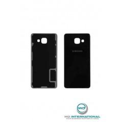 Face arrière Samsung A3 2016 Noir Service pack