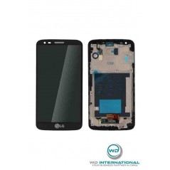 Ecran LG G2 Noir avec chassis (Original) reconditionné