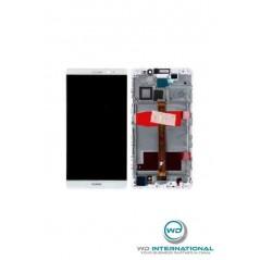 pantalla Huawei Mate 9 Blanco con chasis