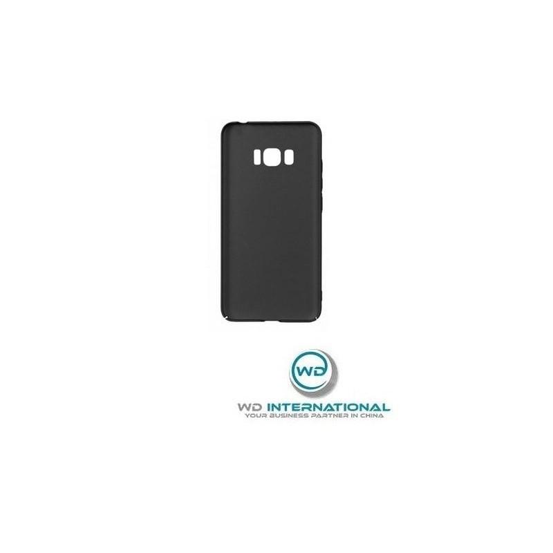 Coque MSVII Samsung Galaxy S8 Plus Noir