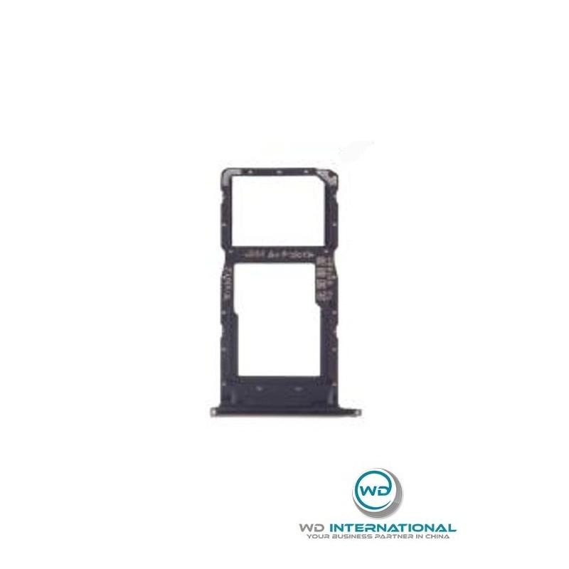 Tiroir sim Huawei P Smart + Noir