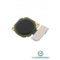 nappe bouton capteur empreinte Huawei P Smart Noir