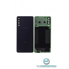 Back cover Samsung A7 2018 duos Noir Service pack