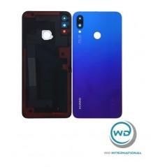 Back cover Huawei Psmart+ Violet origine constructeur