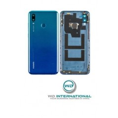 Back Cover Huawei P Smart 2019 Bleu Origine Constructeur