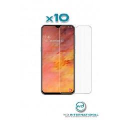 10 Verres trempé Samsung Galaxy A70