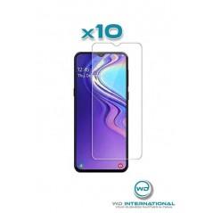 10 Verres trempé Samsung Galaxy M20