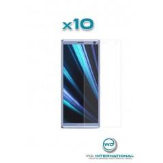 10 verres trempés Sony Xperia 10