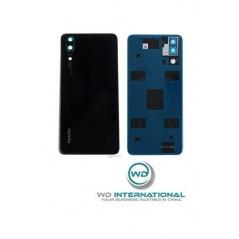 Back Cover Huawei P20 Noir Origine Constructeur