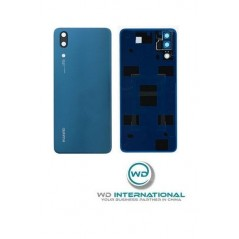 Back Cover Huawei P20 Bleu Origine Constructeur