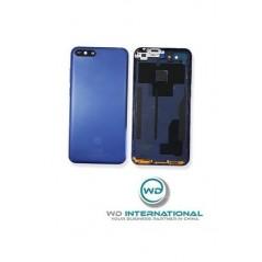 Back Cover Huawei Y6 2018 Bleu Origine Constructeur