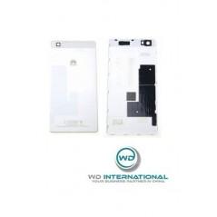 Ventana Trasera Huawei P8 Lite Blanco Origen Del Fabricante