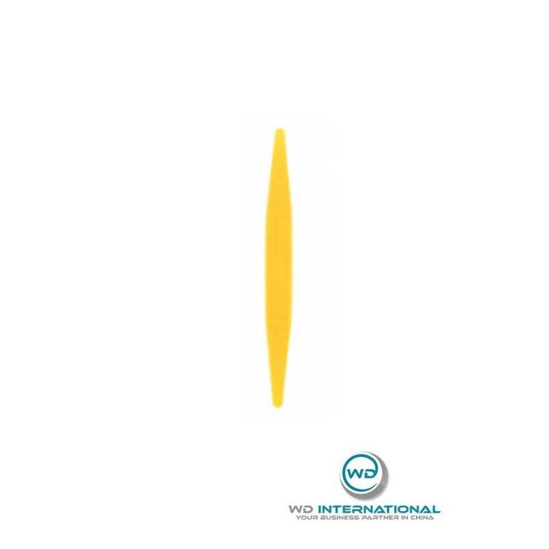 Levier de démontage jaune ovale