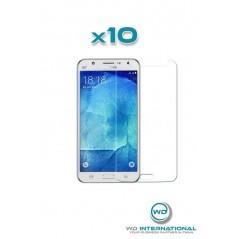 10 Schutzgläser Samsung J7 2015