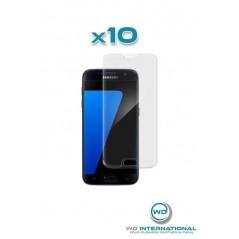 10 verres trempés Samsung S7