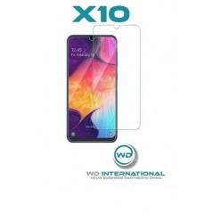 10 Verres Trempés Samsung A10/A20/M10