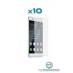 10 verres trempés Huawei P9 plus