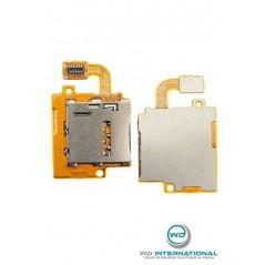 Nappe Connecteur Sim Samsung Tab T580