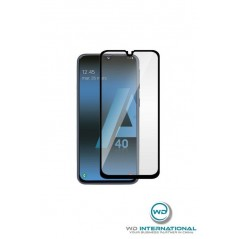 Smart Glass Samsung A40 vetro temperato (3D nero)