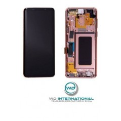 Écran LCD Samsung Galaxy S9 Plus Or Service Pack