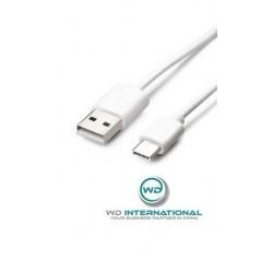 Câble USB Type C Xiaomi Blanc
